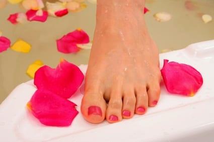 pedicure beauty business news