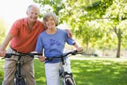 ist2_6144317-senior-couple-on-cycle-ride